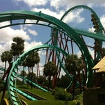 Photo taken at Kumba by Stephanie B. on 7/1/2012