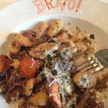 Photo taken at Bravo! Cucina Italiana by Hilary W. on 2/26/2012