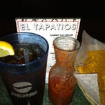 Photo taken at El Tapatio's by Matthew C. on 8/16/2012