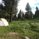 Photo taken at Slough Creek Camp Ground by Gabe F. on 6/29/2012