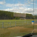 Photo taken at Tower Field by Neal M. on 9/5/2012