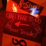 Photo taken at 8th Street Bottle Shop by Fee D. on 3/11/2012