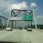 Photo taken at Ohio/Kentucky State Line I-275 by Michael B. on 7/27/2012