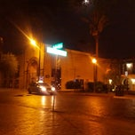 Photo taken at San Augustin Plaza by Enrique F. on 7/3/2012