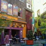 Photo taken at Neal's Yard Salad Bar by Celeste on 5/3/2011