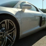 Photo taken at Audi Stratham by Jason B. on 8/11/2011