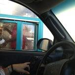 Photo taken at Churchs Chicken by Monica O. on 3/3/2012