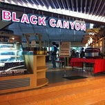 Photo taken at Black Canyon (แบล็คแคนยอน) by Mercedes B. on 10/8/2011