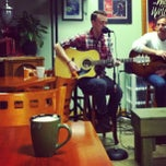 Photo taken at Grover's Mill Coffee Company by Aleks K. on 3/4/2012