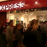 Photo taken at Express by Christian S. on 11/25/2011
