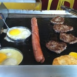 Photo taken at Angels Burger by Mike L. on 4/11/2012