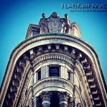 Photo taken at Flatiron Building by Kendo K. on 8/12/2012