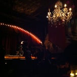 Photo taken at Theater Bar by Irem S. on 11/6/2011