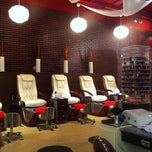 Photo taken at Jennie Nail & Spa by Clair G. on 5/6/2011