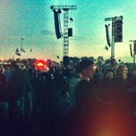 Photo taken at Orange Stage by Jacob B. on 7/6/2012