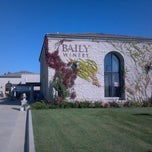 Photo taken at Baily Vineyard & Winery by Christopher R. on 10/15/2011