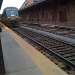 Photo taken at Hartford Union Station (HFD) - Amtrak by Jamil M. on 4/8/2011