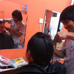 Photo taken at Yogii Salon by Arga N. on 5/19/2011