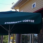 Photo taken at Starbucks by Murray F. on 10/14/2011