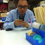 Photo taken at Cong Yin Noodle House by Wendy .. on 8/29/2011
