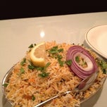 Photo taken at Aahar Indian Cuisine by Aldo on 3/21/2012