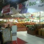 Photo taken at Lotte Mart Wholesale by Ketut D. on 3/6/2012