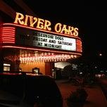 Photo taken at Landmark River Oaks Theatre by Jessica C. on 8/25/2012