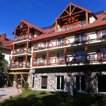 Photo taken at Albatros Hotel by Jaroslaw M. on 6/16/2012