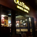 Photo taken at OldTown White Coffee by Bryan T. on 9/9/2011