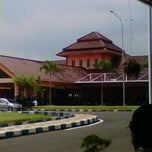 Photo taken at Bandara Abdul Rachman Saleh (MLG) by DODI B. on 4/25/2012