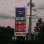 Photo taken at Sunoco by Sarah W. on 11/20/2011