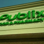 Photo taken at Publix Super Market at Greensboro Village by Cory on 4/30/2011