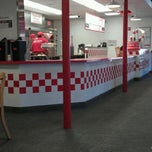Photo taken at Five Guys by Patrick H. on 9/14/2011