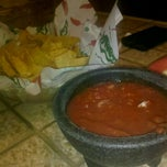 Photo taken at Rancho Viejo Mexican Grill by Dana H. on 1/26/2012