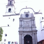 Photo taken at La Parroquia De San Gabriel Arcángel by Jaime P. on 1/1/2012