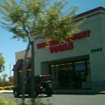Photo taken at Harbor Freight Tools by Edwin B. on 6/19/2012
