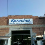 Photo taken at Kerechuk Motor Service by D S. on 8/30/2011