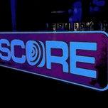 Photo taken at Score Bar by Dan M. on 1/18/2011