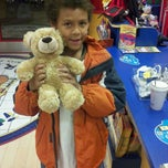Photo taken at Build-A-Bear Workshop by Eric B. on 11/5/2011