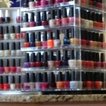 Photo taken at Happy Nails by Cathie C. on 8/13/2012