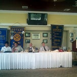 Photo taken at Rotary Club of Miami Lunch by Paolo on 8/25/2011