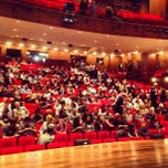 Photo taken at NYU Skirball Center for Performing Arts by Zeb D. on 6/5/2012