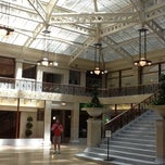Photo taken at The Rookery Building by Joan H. on 7/5/2012