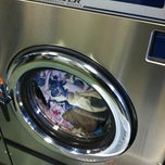 Photo taken at Self  Laundromat,  Smyrna, DE by Connie C. on 2/12/2012