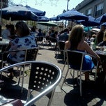 Photo taken at Caffe Dolce Vita by Andrea F. on 4/16/2012