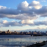 Photo taken at Edgewater, NJ by Brian J. on 2/25/2012