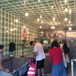 Photo taken at Maoz Vegetarian by Craig D. on 6/11/2012
