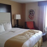 Photo taken at DoubleTree by Hilton Hotel Chattanooga Downtown by Fabian on 9/7/2012