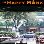 Photo taken at The Happy Monk by Maxim B. on 5/4/2012