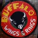 Photo taken at Buffalo Wings & Rings by Mike T. on 2/17/2012